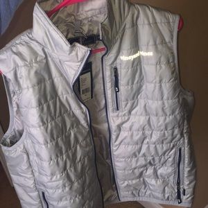 vineyard vines vest never worn with tags!